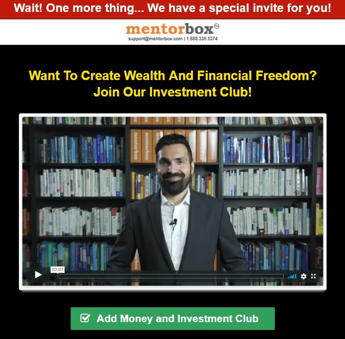 Money and Investment Club