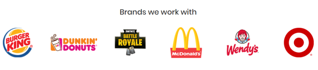 Brands Viral Dollars Work With
