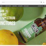 CBD FX Homepage