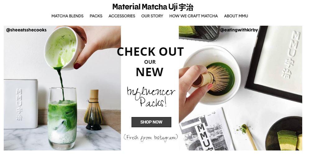 Material Matcha