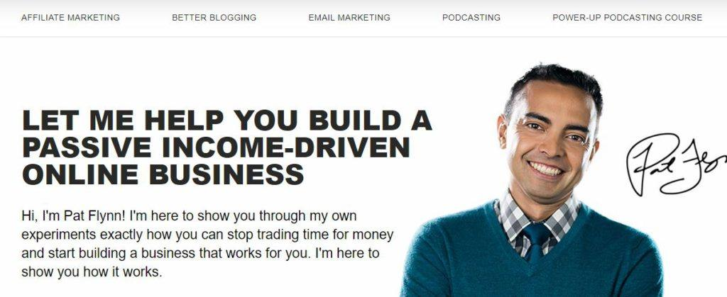 Pat Flynn Affiliate Marketing Guide