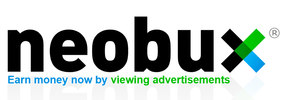 Neobux Homepage
