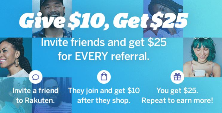 Rakuten Ebates Referral Program