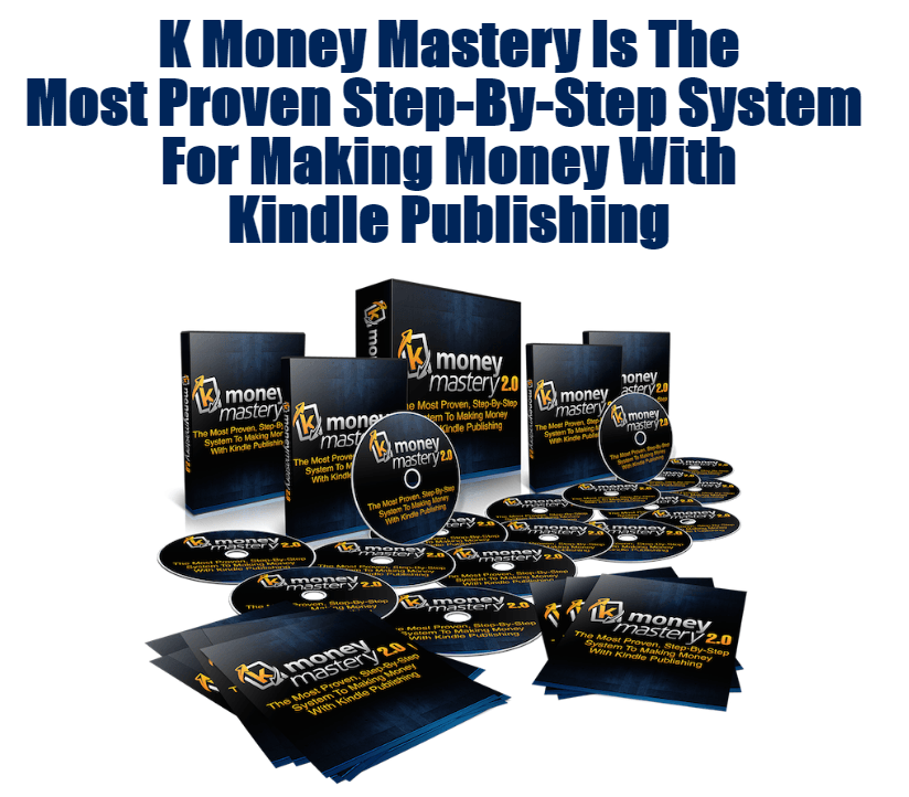K Money Mastery Product Page