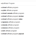 Google Search Brand Name Affiliate Program