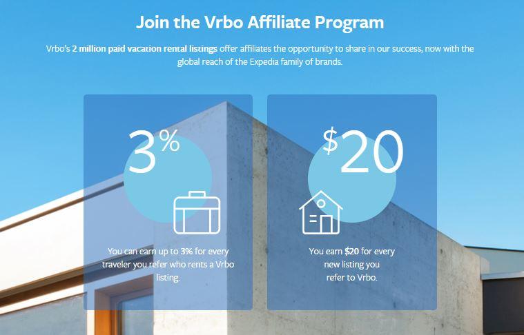 VRBO Affiliate Program