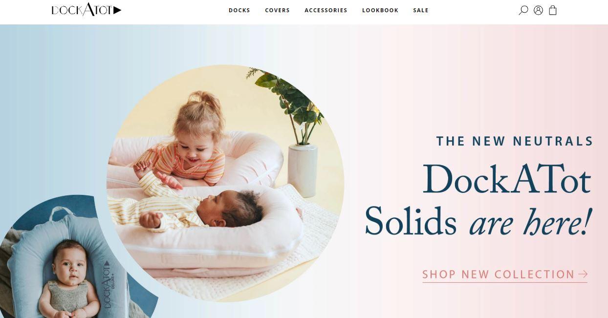 DockATot Online Store