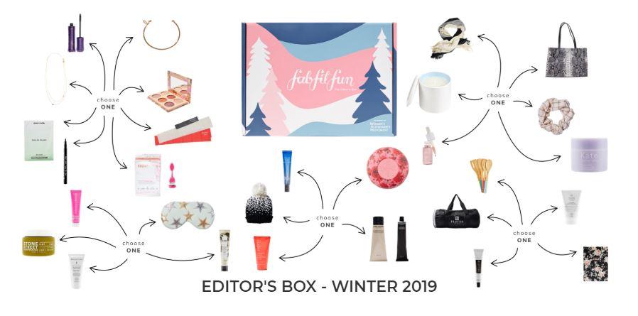 FabFitFun Seasonal Boxes