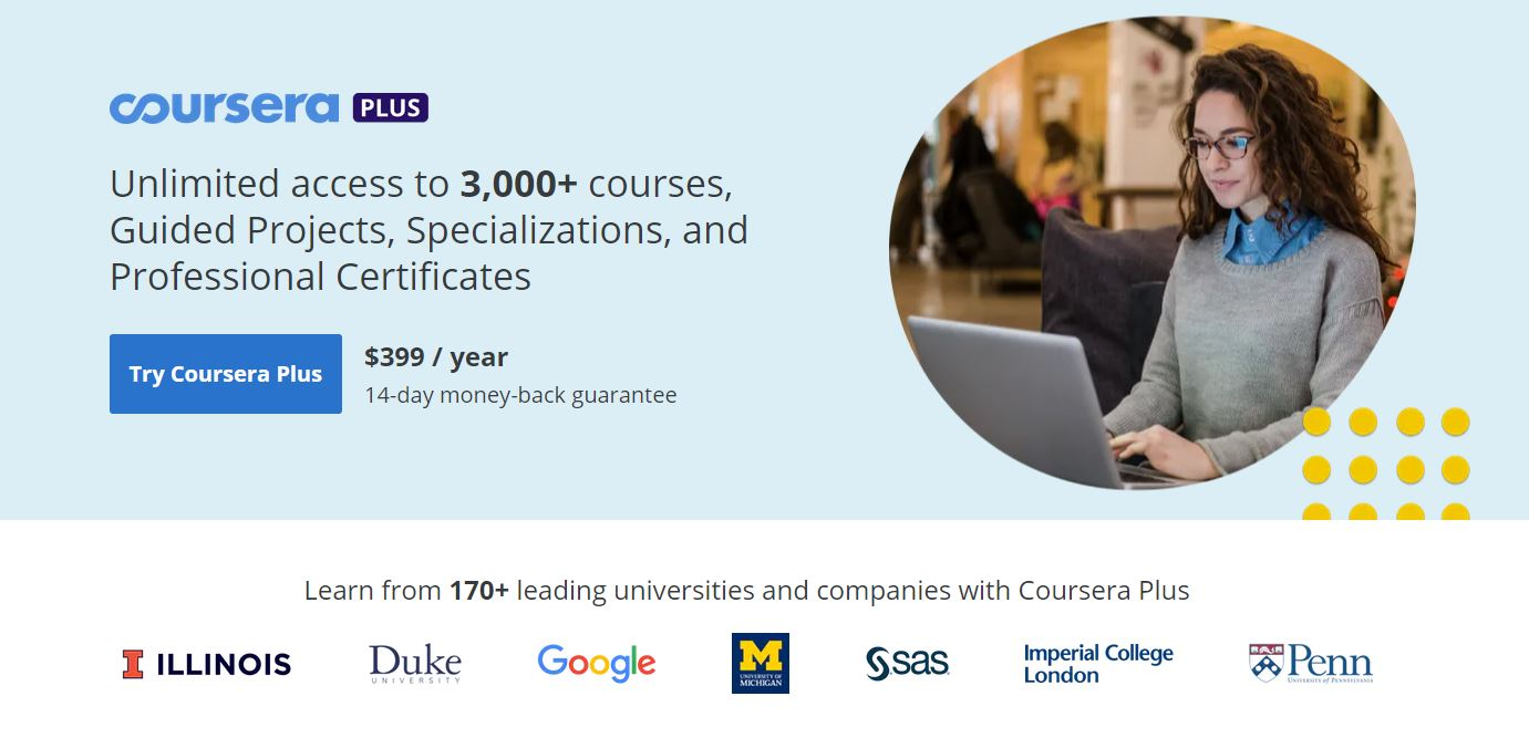 Coursera Plus Subscription